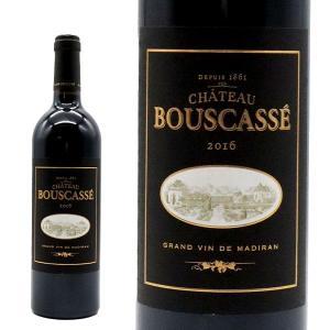 シャトー・ブースカッセ 2014年 ドメーヌ・アラン・ブリュモン 750ml (フランス マディラン 赤ワイン)|wineuki