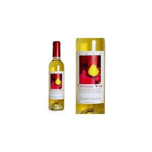モンバジャック シャトー・ヴァリ 2005年 ハーフサイズ (白ワイン・フランス)|wineuki