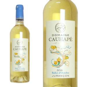 バレ・ドクトーブル ジェランソン・モワルー 2016年 ドメーヌ・コアペ 750ml (フランス シュッドウエスト 白ワイン)|wineuki