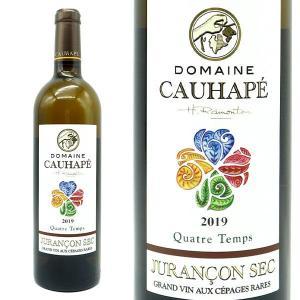 カトル・タン ジュラソン・セック 2015年 ドメーヌ・コアペ 750ml (フランス シュッドウエスト 白ワイン)|wineuki