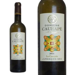 ラ・カノペ ジュラソン・セック 2016年 ドメーヌ・コアペ 750ml (フランス シュッドウエスト 白ワイン)|wineuki