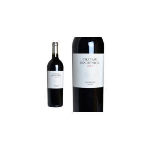 シャトー・ロシェイロン 2011年 AOCサンテミリオン・グラン・クリュ (赤ワイン・フランス)...