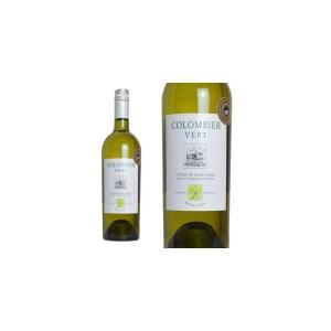コロンビエ・ヴェール 2014年 レ・プロデュクトゥール・レウニ 750ml (フランス 白ワイン)|wineuki