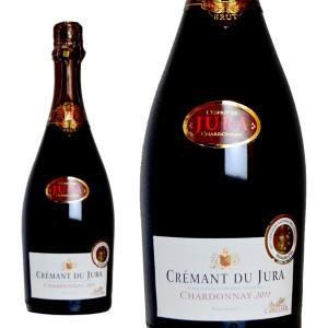 クレマン・ド・ジュラ・ブリュット・シャルドネ 2016年 マルセル・カベリエ 750ml (スパークリングワイン 白 箱なし)|wineuki