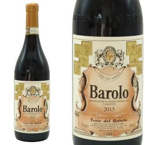 バローロ 2012年 テッレ・デル・バローロ 750ml (イタリア 赤ワイン)|wineuki