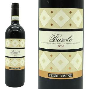 バローロ 2013年 テッレ・ダ・ヴィーノ 750ml (イタリア 赤ワイン)