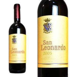サンレオナルド 2005年 テヌータ・サン・レオナルド 750ml (イタリア 赤ワイン)|wineuki