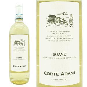コルテ・アダミ ソアーヴェ 2019年 正規 750ml (イタリア ヴェネト 白ワイン)