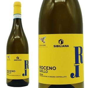 ロチェーノ・グリッロ 2018年 カンティーネ・エウロパ 750ml (イタリア シチリア 白ワイン...