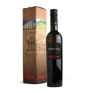 グラッパ ヴェリア・マストロベラルディーノ 40% 箱入り、ナンバー入り (イタリア・グラッパ)|wineuki