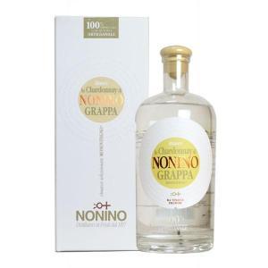 グラッパ モノヴィティーニョ シャルドネ ビアンコ ノニーノ社  41% 700ml 箱入 正規|wineuki