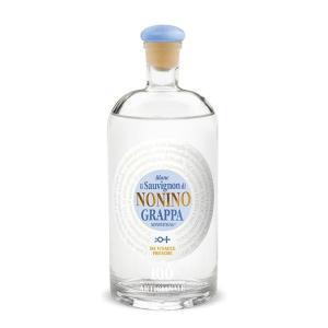 グラッパ モノヴィティーニョ ソーヴィニヨン・ブラン ノニーノ社 41% 700ml (イタリア ブランデー グラッパ)|wineuki