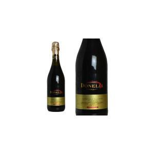 ランブルスコ・サラミーノ・ディ・サンタ・クローチェ アマービレ ドネリ社 (イタリア 赤ワイン スパークリング)|888円均一ワイン|wineuki