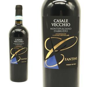 ワイン 赤ワイン ファルネーゼ カサーレ・ヴェッキオ モンテプルチアーノ・ダブルッツォ 2016年 6本お買い上げで送料無料&代引手数料無料|wineuki