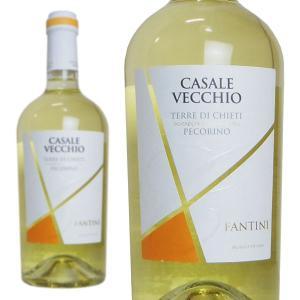 カサーレ・ヴェッキオ ペコリーノ 2015年 ファルネーゼ (白ワイン・イタリア)