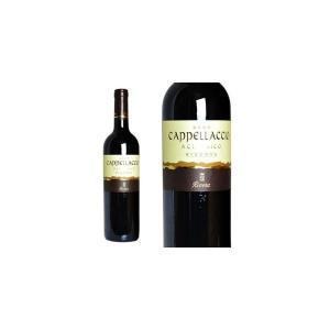 赤ワイン カッペラッチョ アリアニコ リゼルヴァ 2010年...