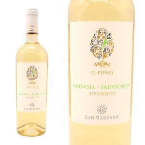 イル・プーモ ソーヴィニヨン・マルヴァジーア 2018年 カンティーネ・サン・マルツァーノ 750ml (イタリア 白ワイン)|wineuki