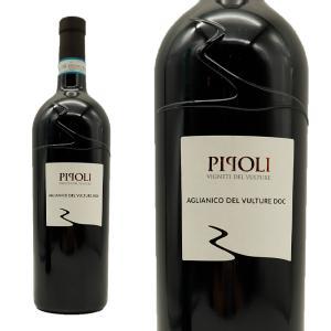 アリアーニコ・デル・ヴルトゥーレ ピポリ 2015年 ヴィニエティ・デル・ヴルトゥーレ (イタリア 赤ワイン)...