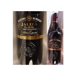 ウイリヤムズ アンド ハンバート ハリファアモンティリャード 30(白ワイン・辛口)