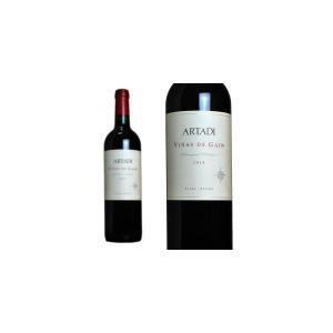 アルタディ ビーニャス・ディ・ガイン ヴィンヤードセレクション 2014年 アルタディ社 750ml (スペイン 赤ワイン)