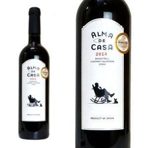 アルマ・デ・カサ 2014年 セニョリオ・デ・バラオンダ 750ml (スペイン 赤ワイン) 12本お買い上げで送料無料 wineuki