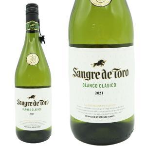 トーレス サングレ・デ・トロ ブランコ 2018年 D.O.ペネデス (白ワイン・スペイン) wineuki