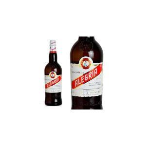 ウイリアム&ハンバート マンサニーリャ・アレグリア 15% 750ml 正規輸入代理店品 (シェリーワイン・スペイン)