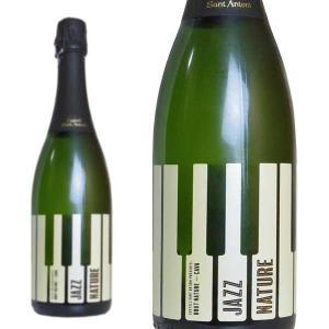 ジャズ ナトゥーレ レセルバ カバ ブリュット ナチュール カステル・サント・アントーニ 750ml (スペイン スパークリングワイン 白) wineuki