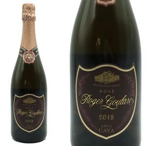 ロジャーグラート カヴァ・ロゼ ブリュット (スペイン・スパークリングワイン)