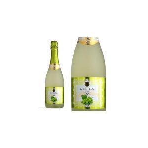 サントリー デリカ フルーツスパークリング マスカット (日本・スパークリングワイン)|888円均一ワイン|wineuki