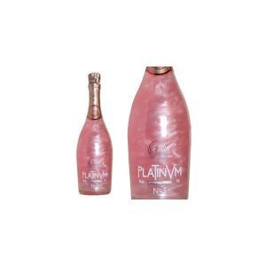 プラチナム フレグランス ローズ&オレンジ No.3 NV タヴァサ社 750ml (スペイン ラメ入りスパークリングワイン) 2019年5月14以降の出荷|wineuki