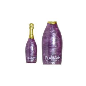 プラチナム フレグランス バイオレット&ワイルドベリー No.6 NV タヴァサ社 750ml (スペイン ラメ入りスパークリングワイン)|wineuki