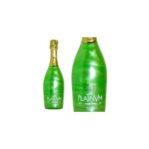 プラチナム フレグランス アップル&アマレット No.8 NV タヴァサ社 750ml (スペイン ラメ入りスパークリングワイン)|wineuki