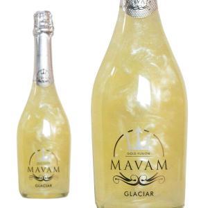 マバム グラシア ゴールド・フュージョン ボデガス・ビタル・デル・サズ 750ml (スペイン ラメ入りスパークリングワイン)|wineuki