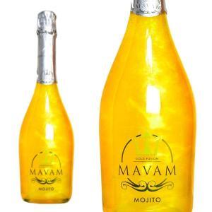 マバム モヒート ゴールドフュージョン ボデガス・ビダル・デュ・サズ 750ml (スペイン スパークリングワイン)|wineuki