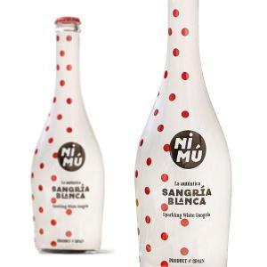 ニム サングリア ブランカ スパークリング ホワイト サングリア 750ml (スペイン サングリア スパークリングワイン)|wineuki