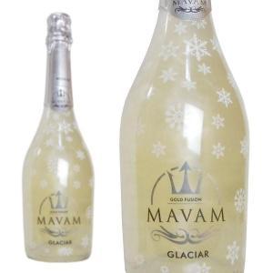 マバム グラシア ゴールド・フュージョン ボデガス・ビタル・デル・サズ LEDライト付きボトル 750ml (スペイン ラメ入りスパークリングワイン)|wineuki