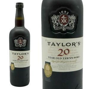 テイラーズ トゥニー・ポート 20年 (ポルトガル・赤ワイン)|wineuki