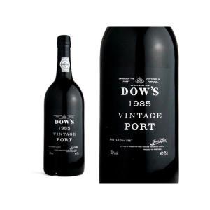 ダウ ヴィンテージポート 1985年 750ml (ポルトガル 酒精強化ワイン) wineuki