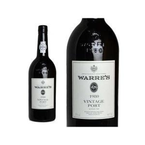 ワレズ ヴィンテージ・ポート 1980年 750ml 正規 (ポルトガル ポートワイン) wineuki