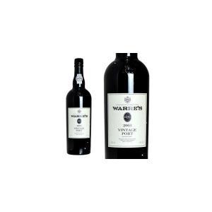 ワレズ ヴィンテージ・ポート 2003年 正規輸入代理店品 (ポルトガル・ポートワイン) wineuki