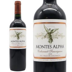 モンテス・アルファ カベルネ・ソーヴィニヨン 2017年 750ml (チリ 赤ワイン)
