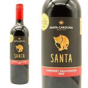 サンタ バイ サンタ カロリーナ カベルネ・ソーヴィニヨン 2019年 500円均一ワイン