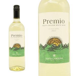 サンタ・カロリーナ プレミオ 2015年 (白ワイン・チリ)|555円均一ワイン
