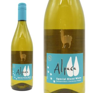 サンタ・ヘレナ アルパカ スペシャルブレンド ホワイト 2019年 750ml (チリ 白ワイン)