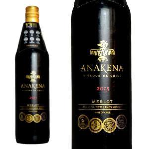 アナケナ バードマン メルロー 2017年 アナケナワイン 750ml (チリ 赤ワイン) 777円均 wineuki