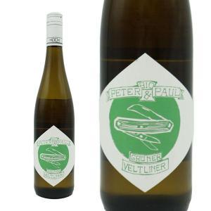 グリューナー・ヴェルトリーナー・ビオ トロッケン 2017年 ペーター&パウル 750ml (オーストリア 白ワイン) wineuki