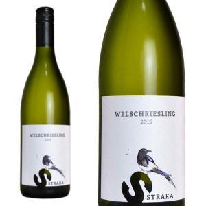 ストラーカ ヴェルシュリースリング 2015年 ワイングート・ストラカ 750ml (オーストリア 白ワイン) wineuki