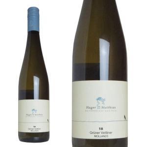 グリューナー・ヴェルトリーナー モランザー・ベルク 2017年 ハギャル・マティアス 750ml (オーストリア 白ワイン) wineuki