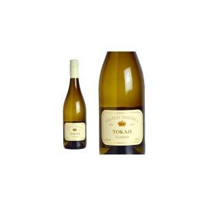 トカイ フルミント・ドライ 2011年 シャトー・デレスラ (ハンガリー・白ワイン)|wineuki